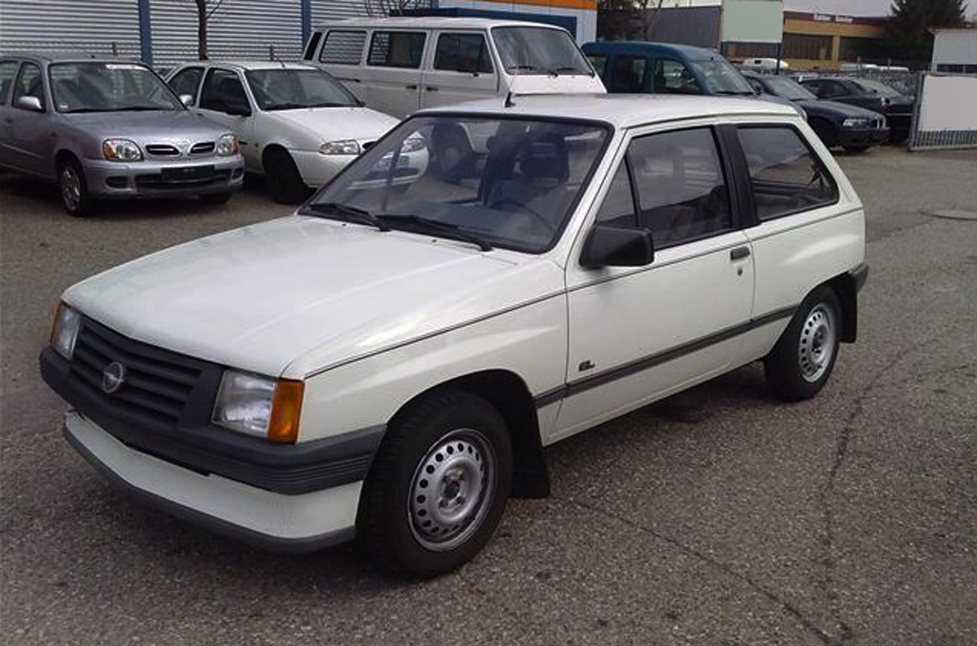 Opel Corsa A 1982 - 1993 Hatchback 3 door #1