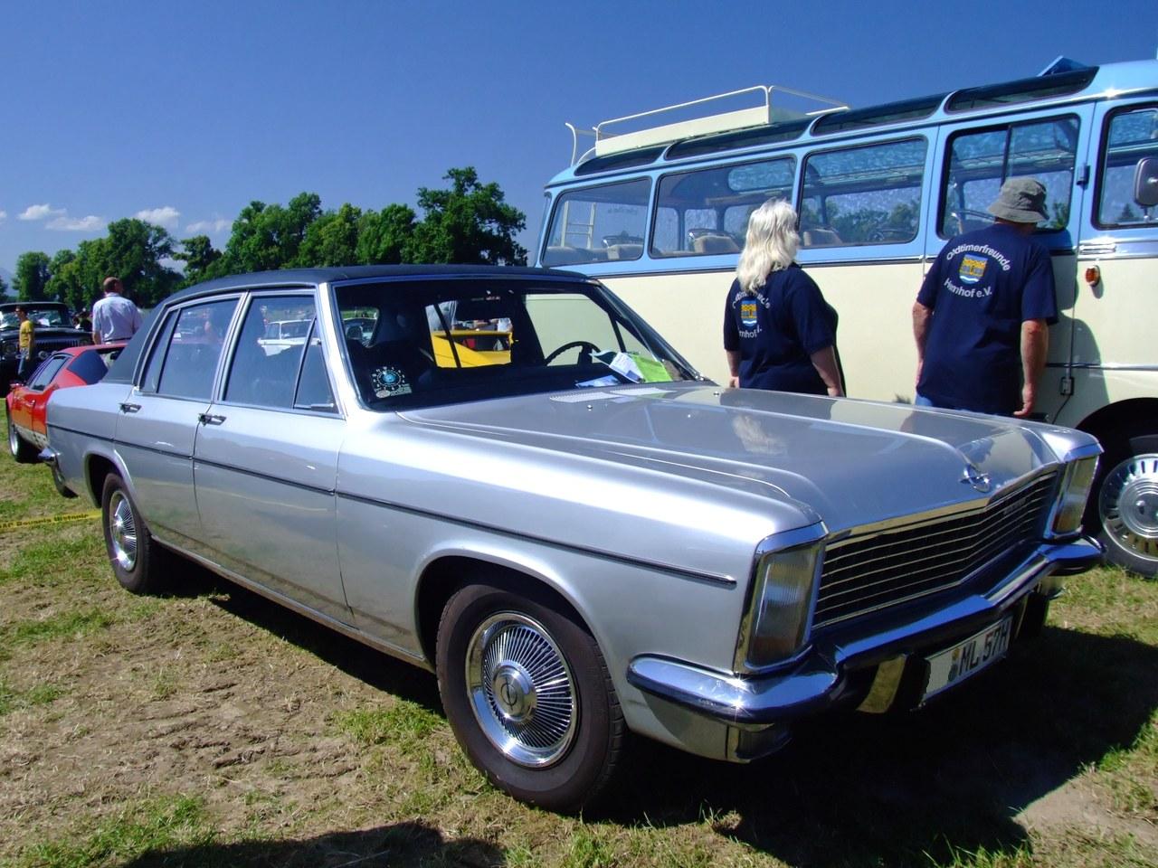 Opel Diplomat B 1969 - 1978 Sedan #2