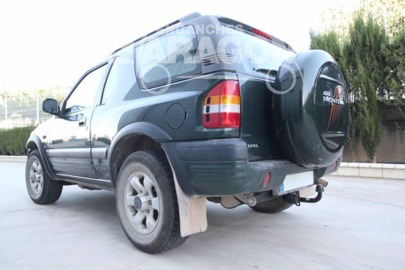 Opel Frontera A 1991 - 1998 SUV 3 door #1