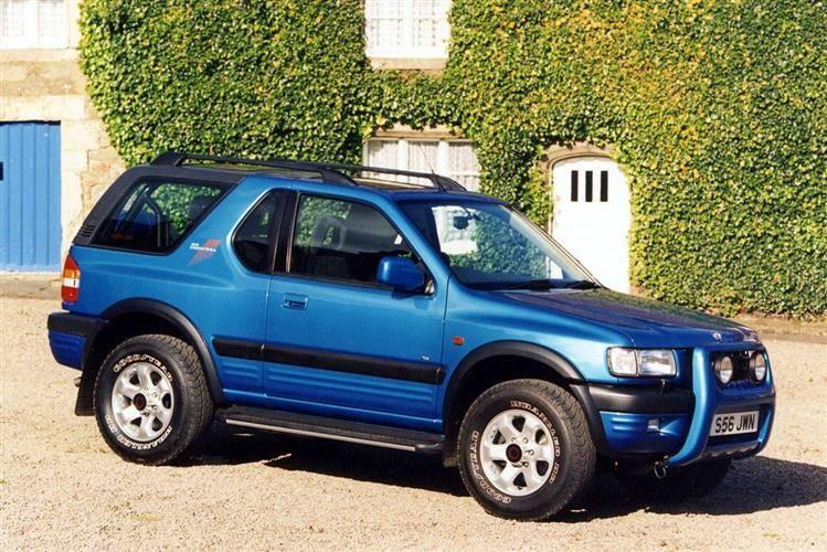 Opel Frontera A 1991 - 1998 SUV 3 door #6