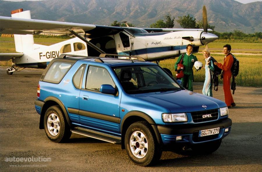 Opel Frontera B Restyling 2001 - 2004 SUV 5 door #7