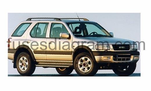 Opel Frontera B Restyling 2001 - 2004 SUV 3 door #3