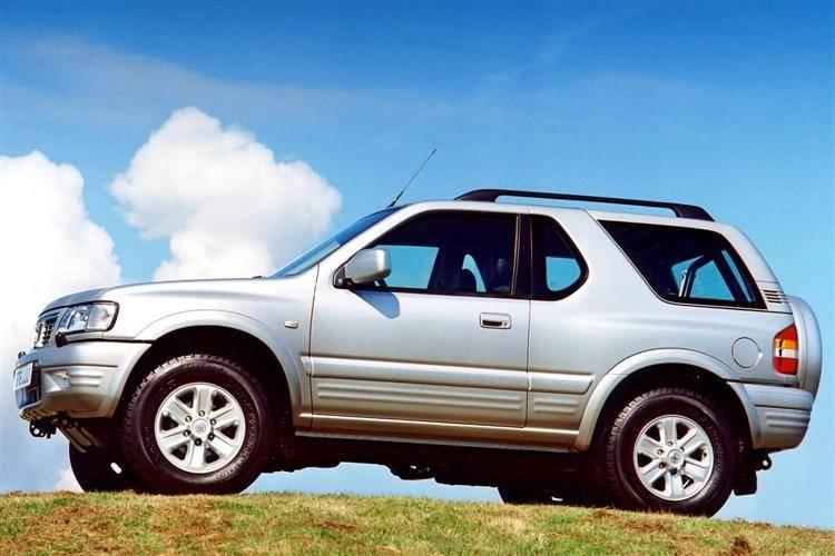 Opel Frontera B Restyling 2001 - 2004 SUV 3 door #5