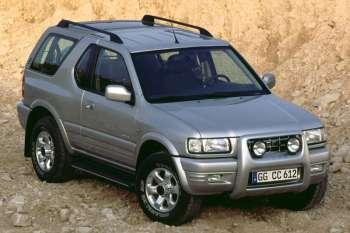 Opel Frontera B Restyling 2001 - 2004 SUV 3 door #2
