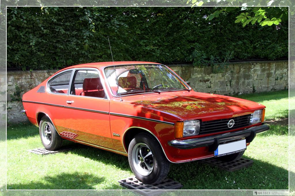Opel Kadett C 1973 - 1979 Coupe #4