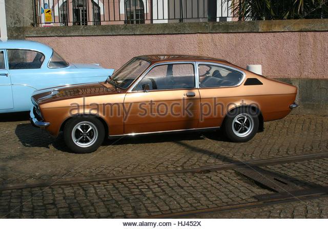 Opel Kadett C 1973 - 1979 Coupe #8