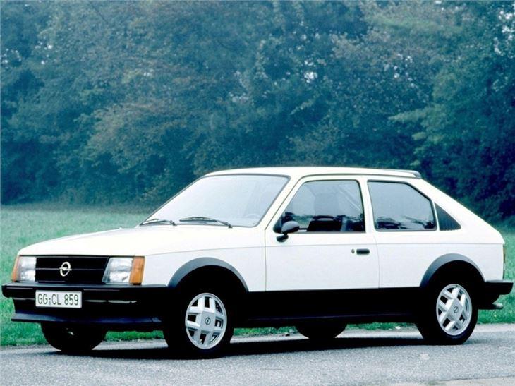 Opel Kadett D 1979 - 1984 Hatchback 3 door #5