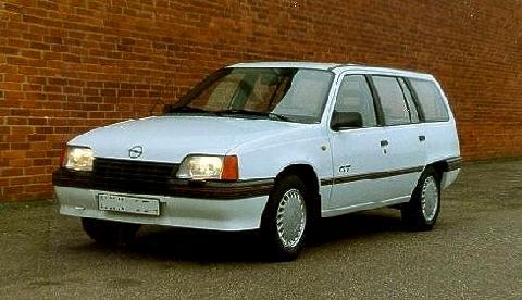 Opel Kadett E Restyling 1989 - 1993 Sedan #3