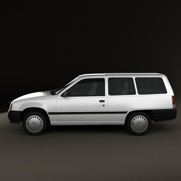 Opel Kadett E 1984 - 1991 Hatchback 3 door #5
