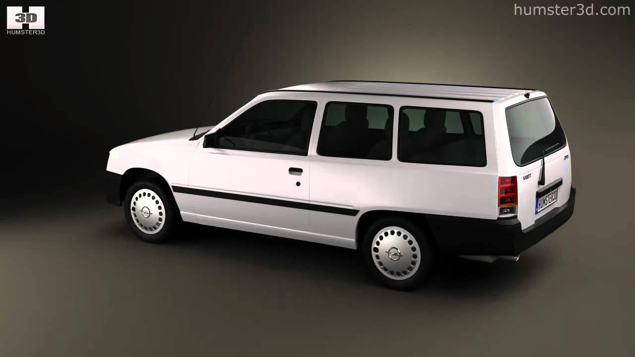 Opel Kadett E 1984 - 1991 Hatchback 3 door #1
