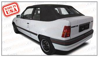 Opel Kadett E Restyling 1989 - 1993 Sedan #1