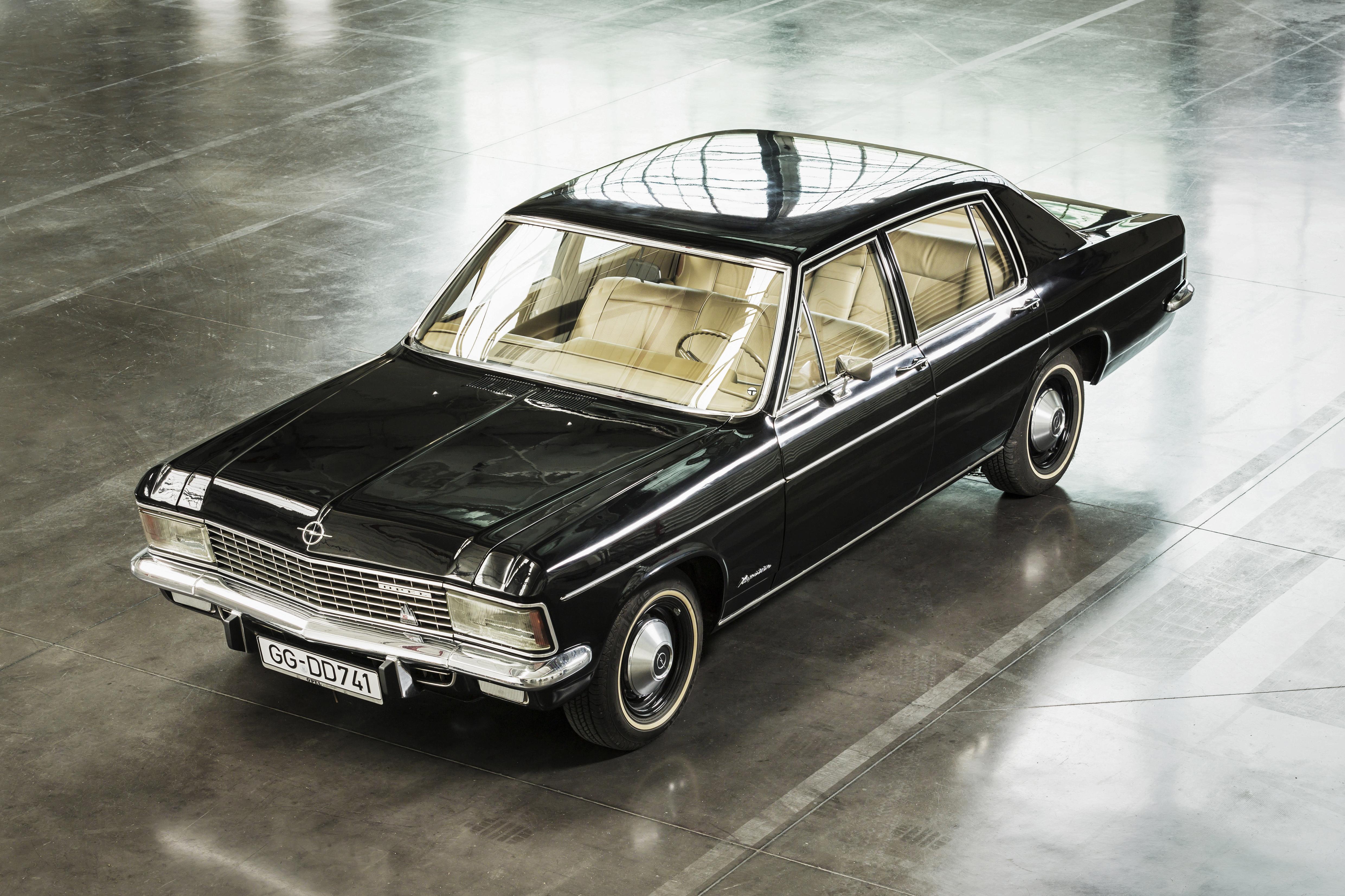 Opel Kapitan B 1969 - 1970 Sedan #3
