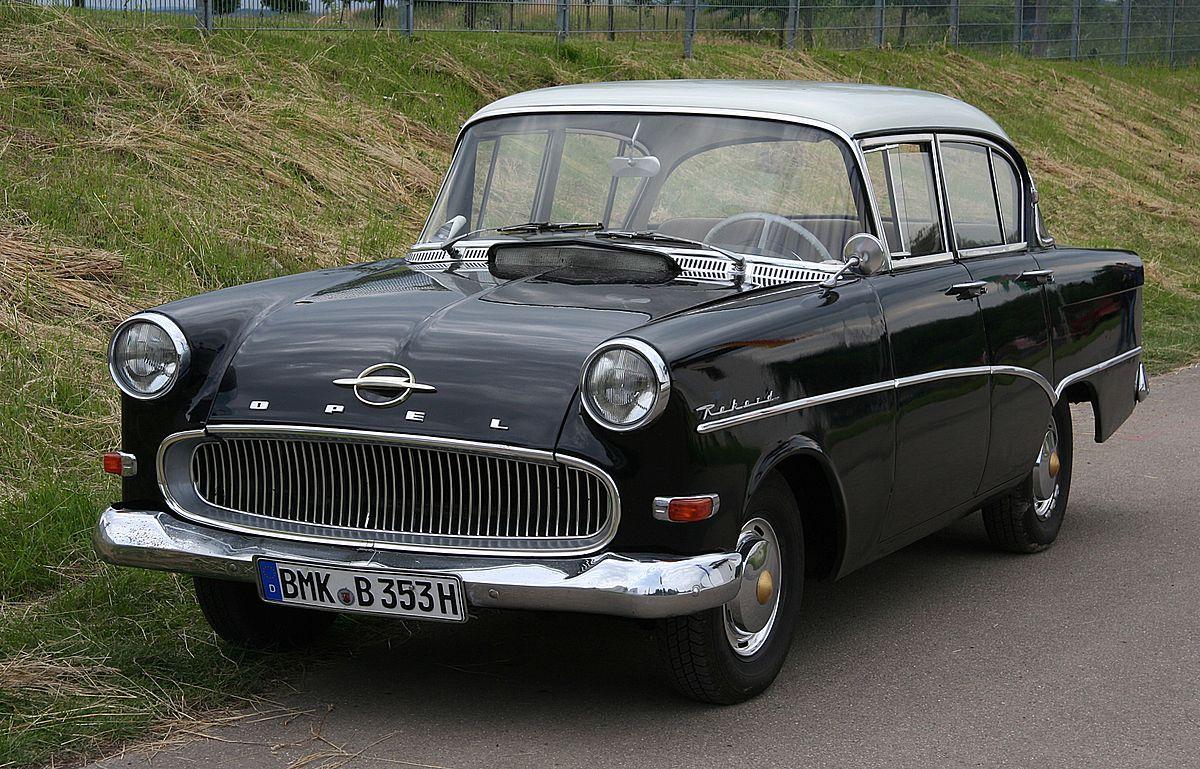 Opel Olympia I 1935 - 1949 Sedan #5
