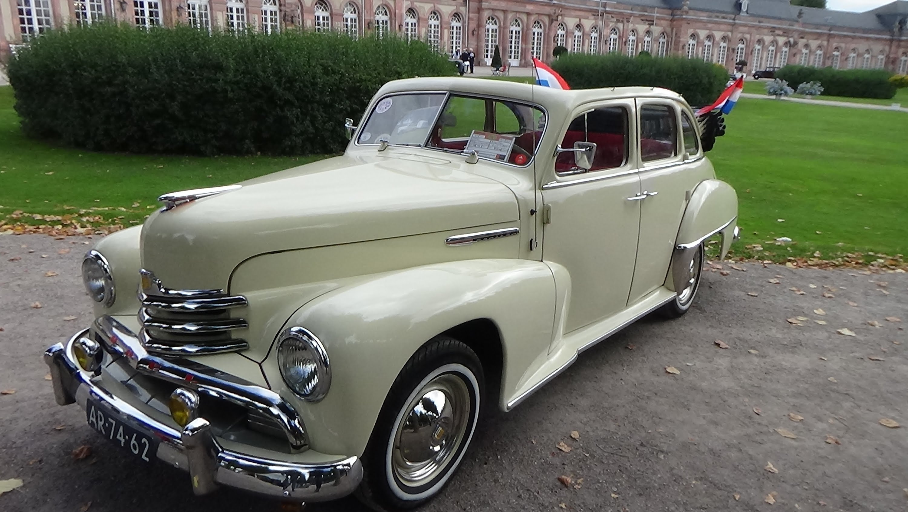 Opel Kapitan I Restyling 1951 - 1953 Sedan #7