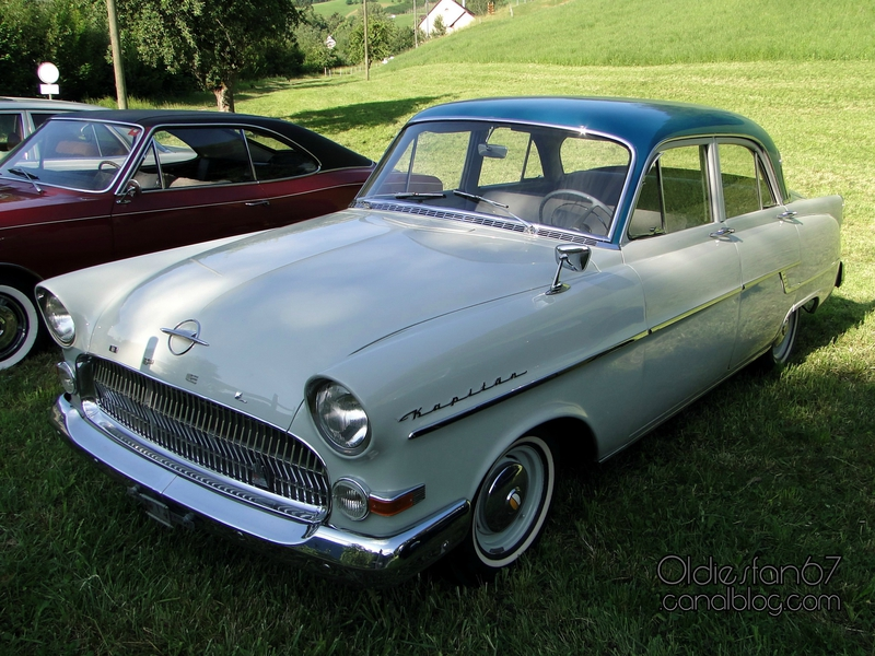 Opel Kapitan I Restyling 1951 - 1953 Sedan #1