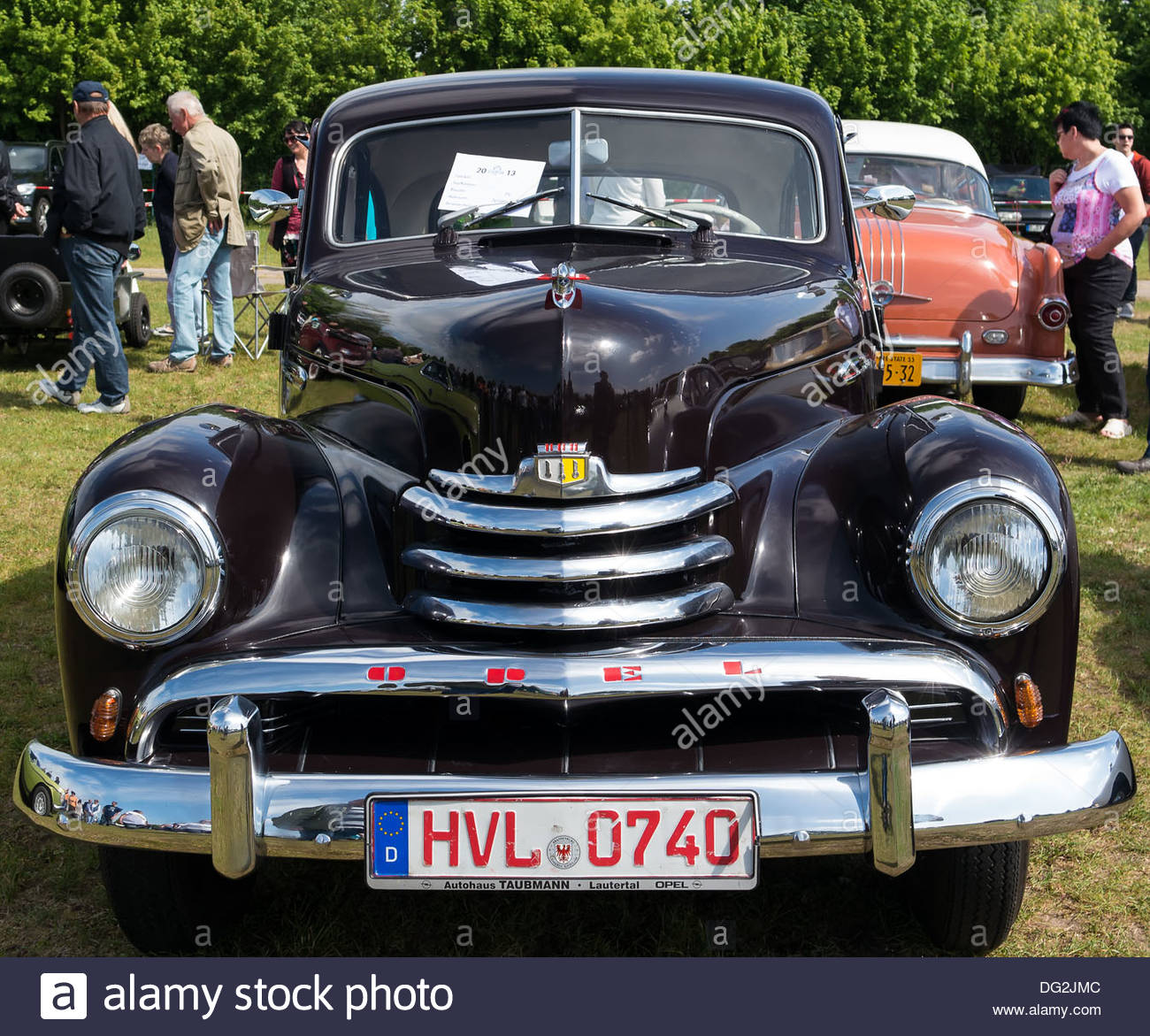 Opel Kapitan I Restyling 1951 - 1953 Sedan #4
