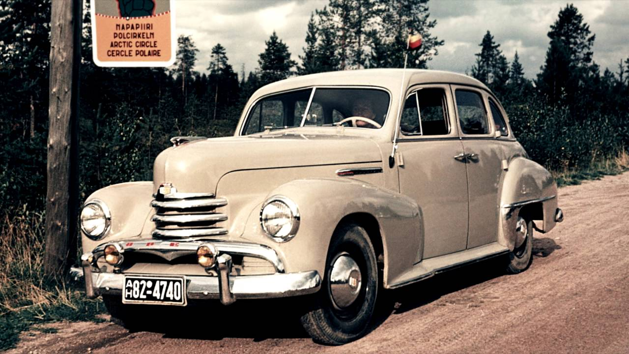 Opel Kapitan I Restyling 1951 - 1953 Sedan #6