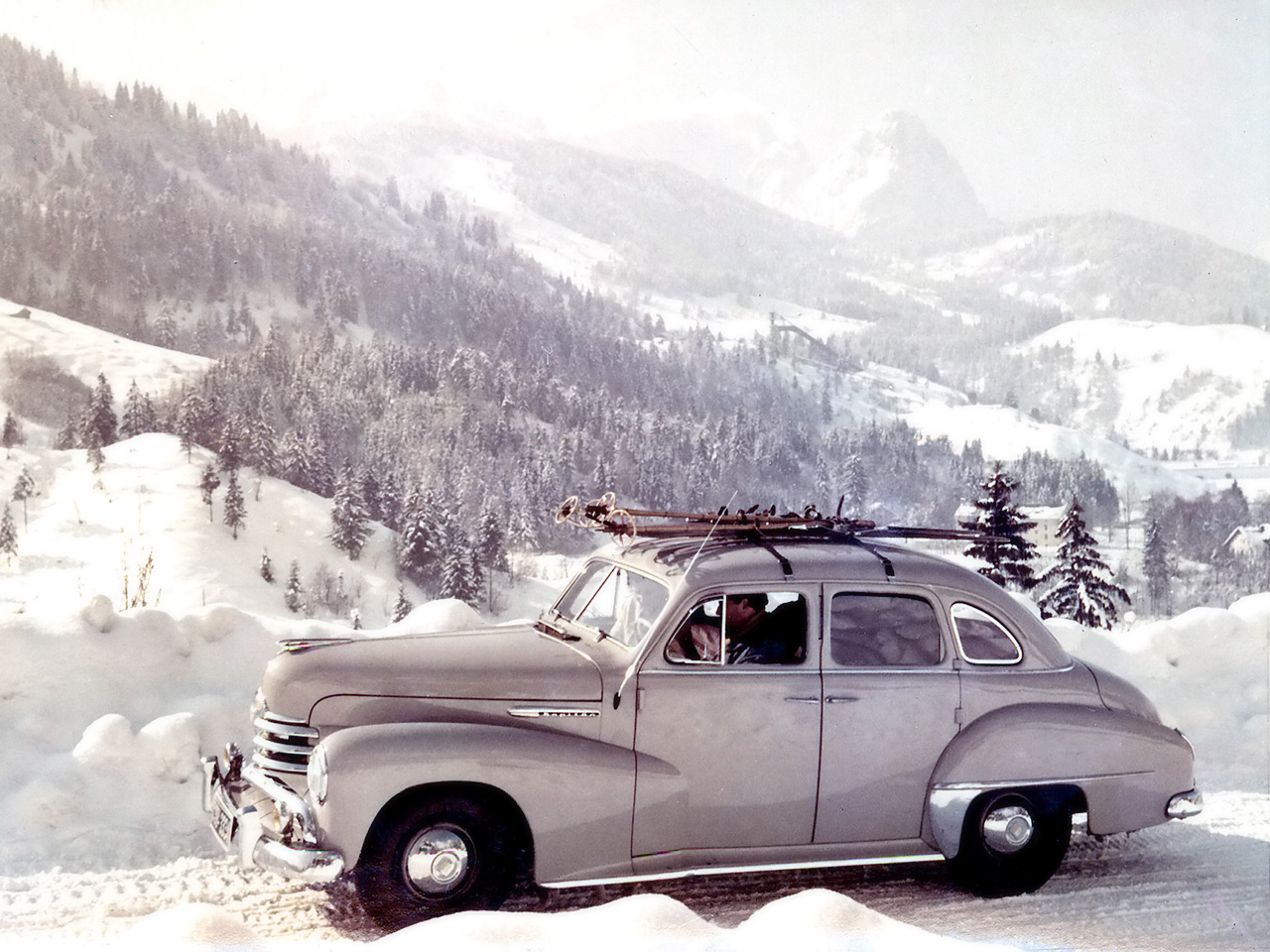 Opel Kapitan I Restyling 1951 - 1953 Sedan #2