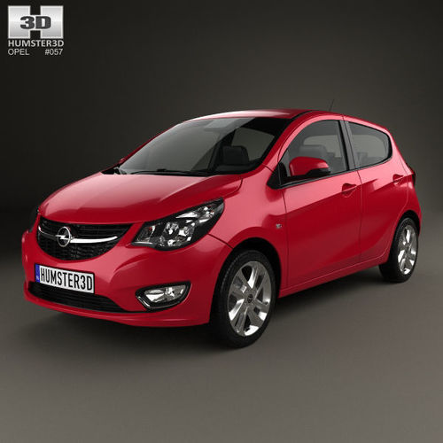 Opel Karl 2015 - now Hatchback 5 door #8