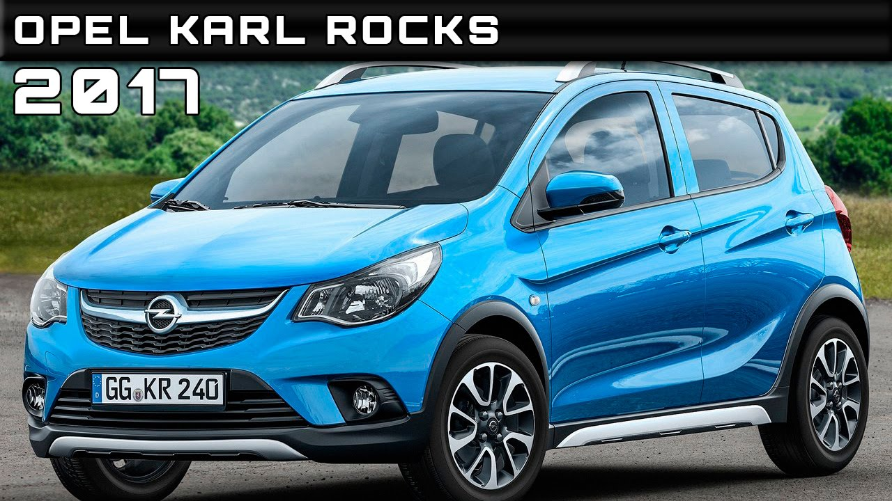 Opel Karl 2015 - now Hatchback 5 door #2