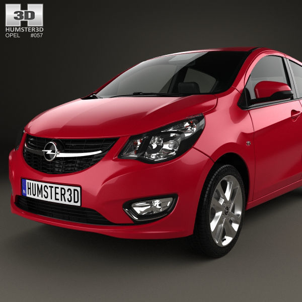 Opel Karl 2015 - now Hatchback 5 door #3