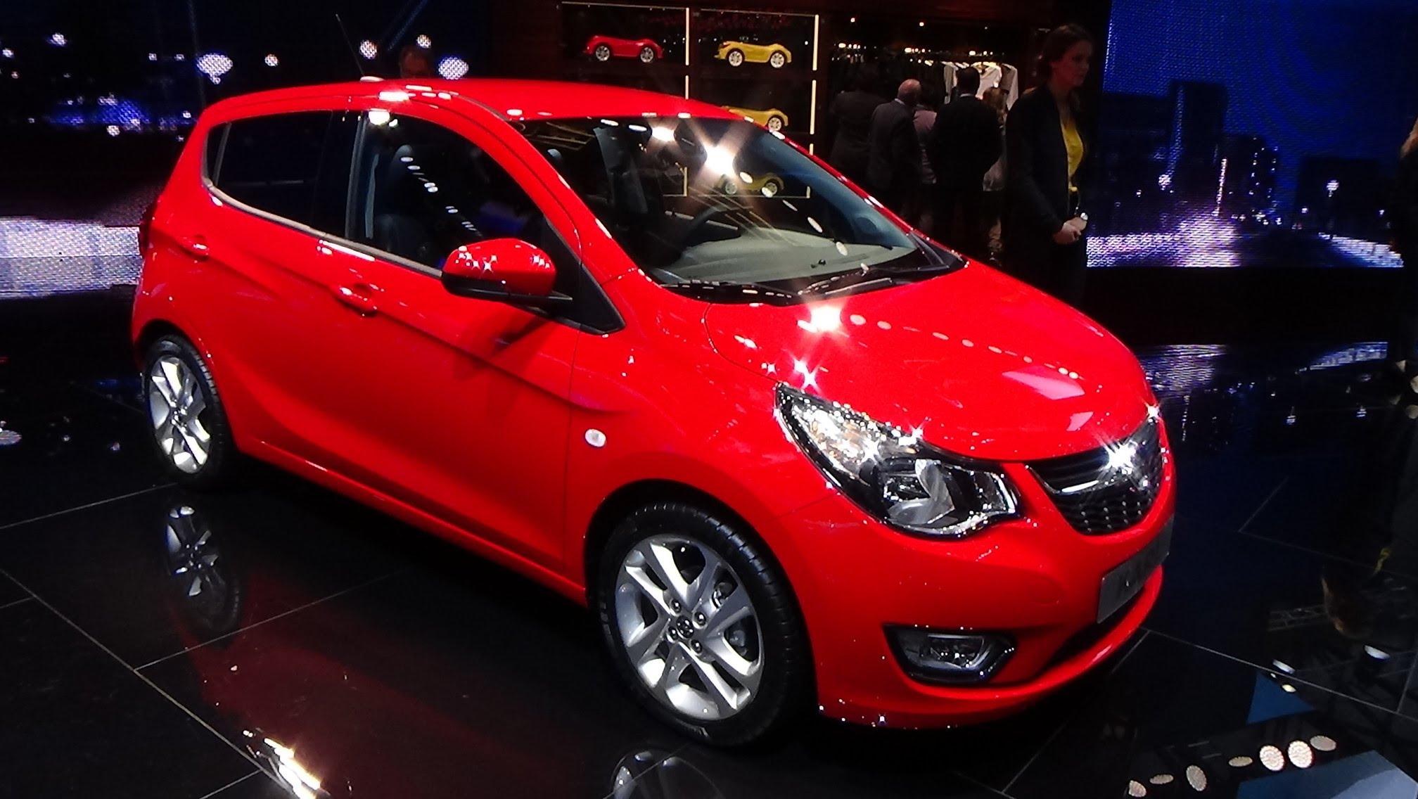 Opel Karl 2015 - now Hatchback 5 door #6