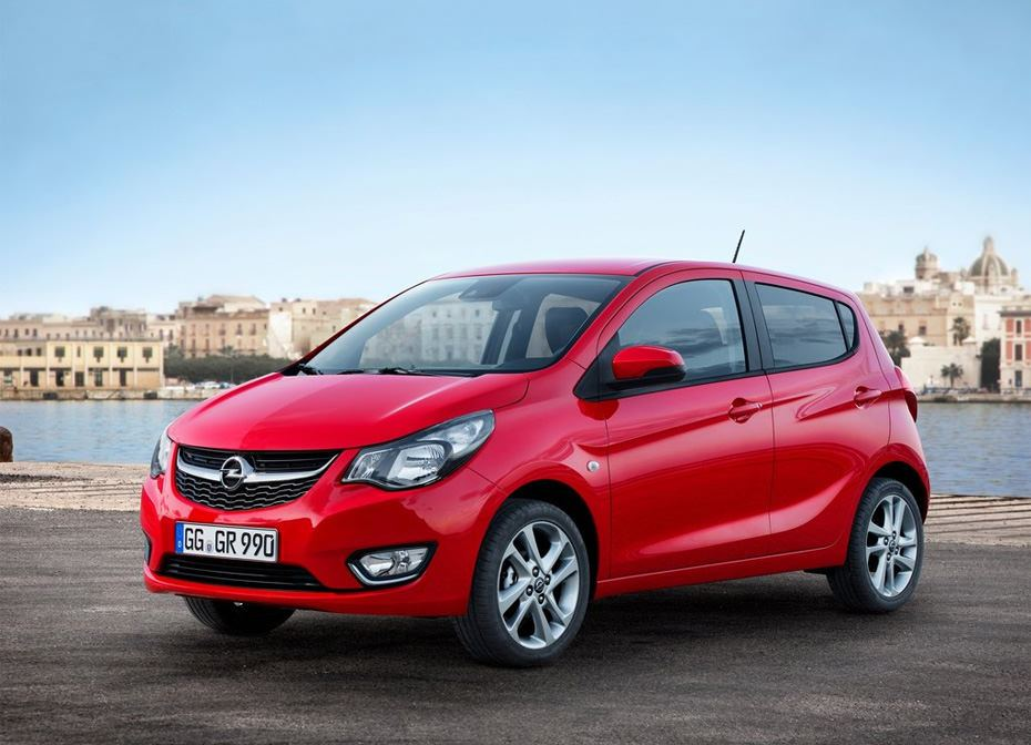 Opel Karl 2015 - now Hatchback 5 door #1