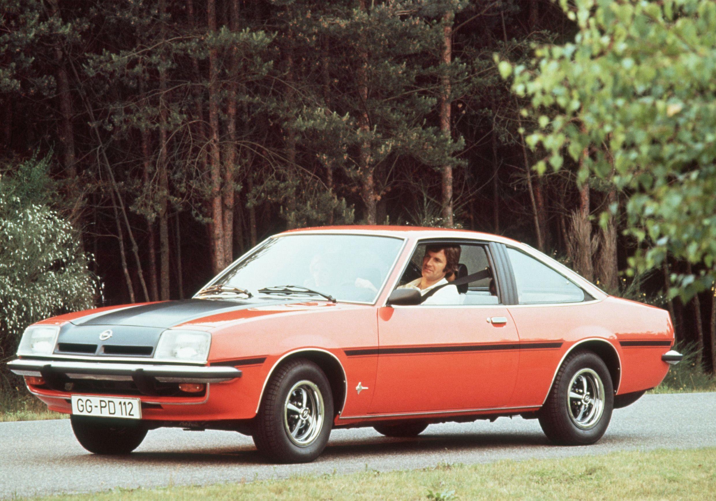 Opel Manta B 1975 - 1988 Hatchback 3 door #1