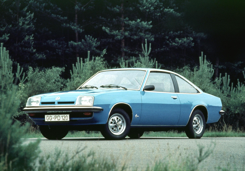 Opel Manta B 1975 - 1988 Coupe #2