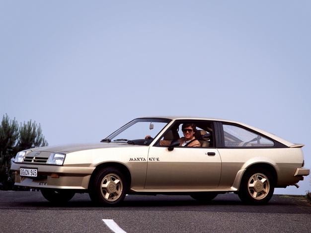 Opel Manta B 1975 - 1988 Coupe #6
