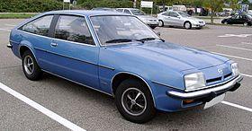 Opel Manta B 1975 - 1988 Hatchback 3 door #8