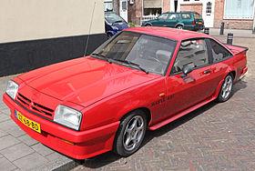 Opel Manta B 1975 - 1988 Hatchback 3 door #6