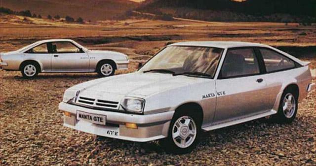 Opel Manta B 1975 - 1988 Hatchback 3 door #7