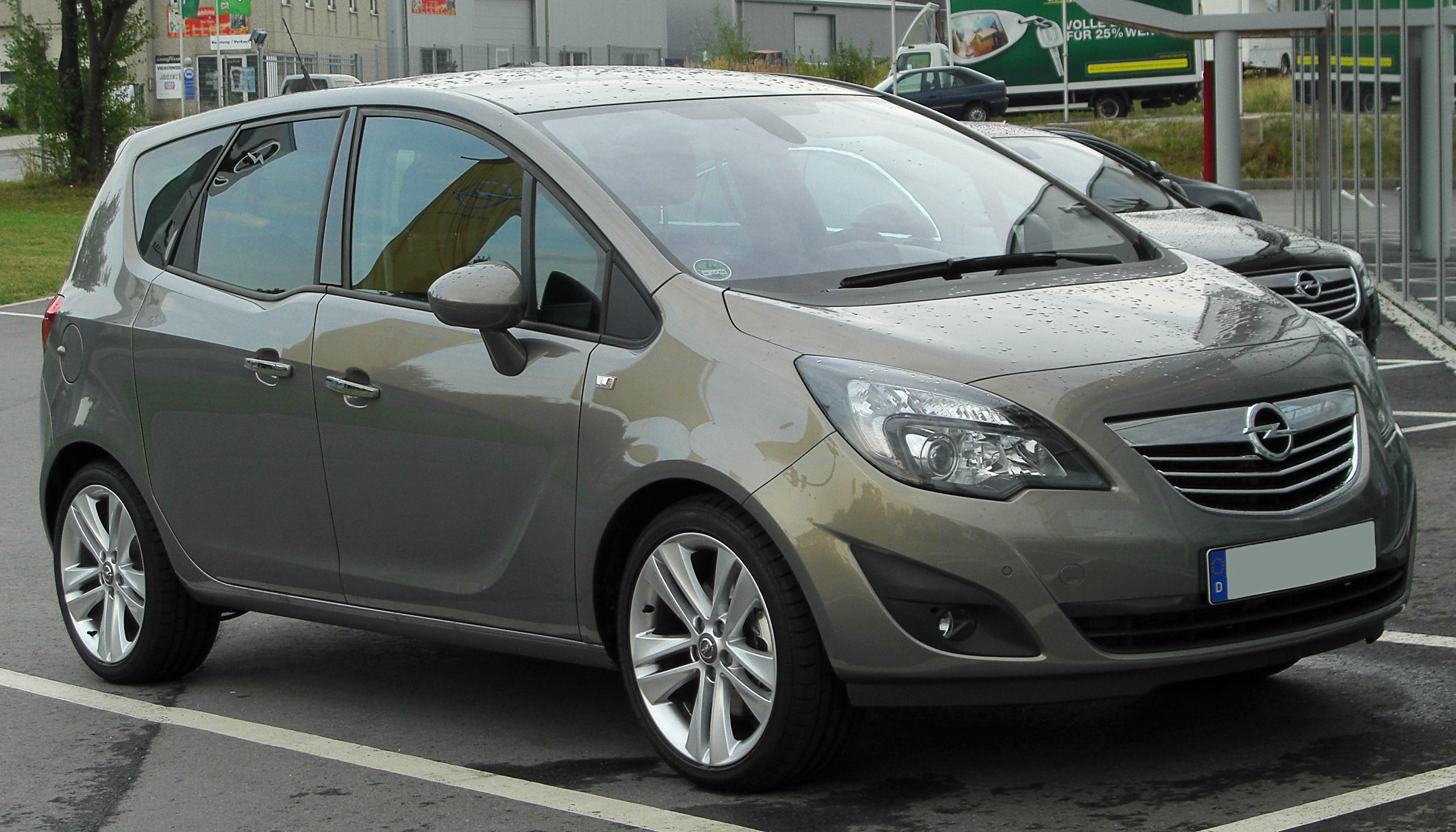 Opel Meriva B 2010 - 2014 Compact MPV #4