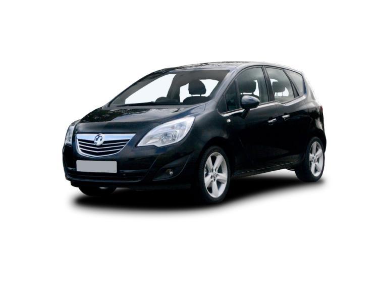 Opel Meriva A Restyling 2006 - 2010 Compact MPV #5