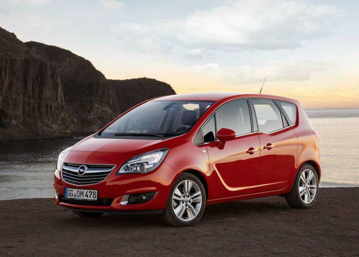 Opel Meriva B 2010 - 2014 Compact MPV #6