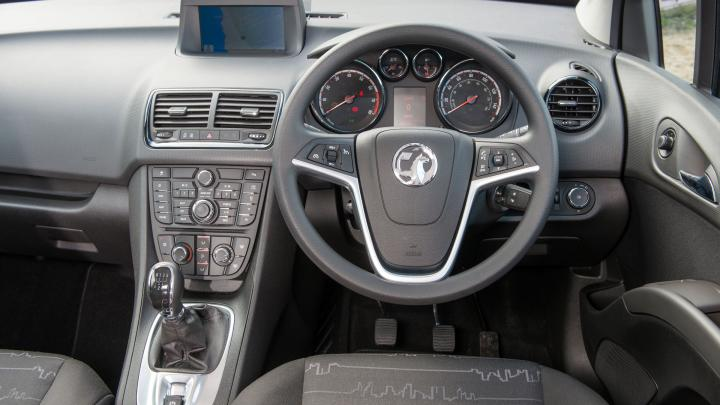 Opel Meriva B 2010 - 2014 Compact MPV #5