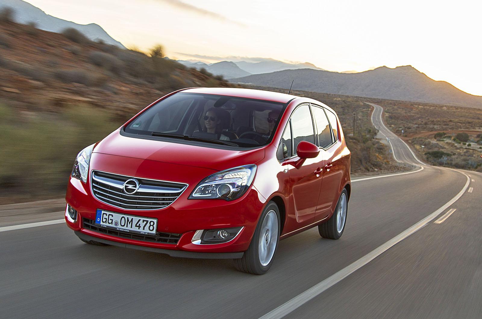 Opel Meriva B Restyling 2014 - now Compact MPV #2