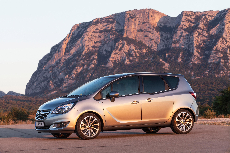 Opel Meriva B Restyling 2014 - now Compact MPV #1