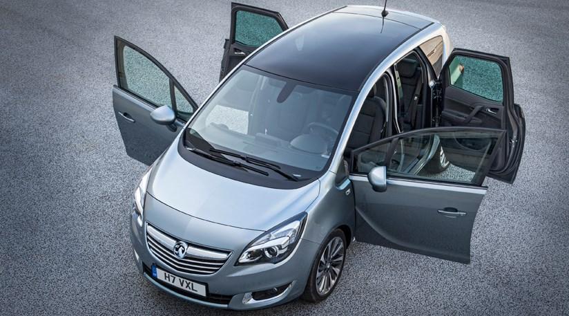 Opel Meriva B Restyling 2014 - now Compact MPV #6