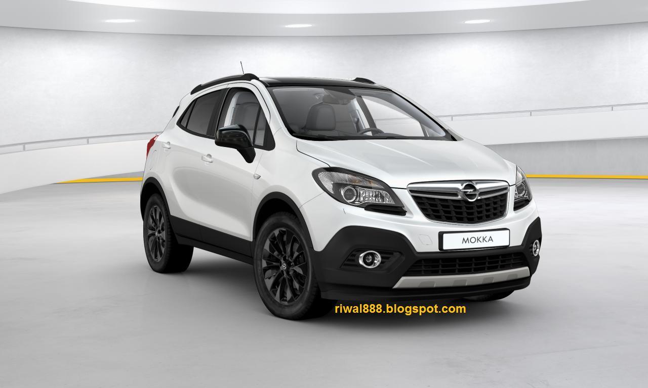Opel Mokka I 2012 - 2016 SUV 5 door #4