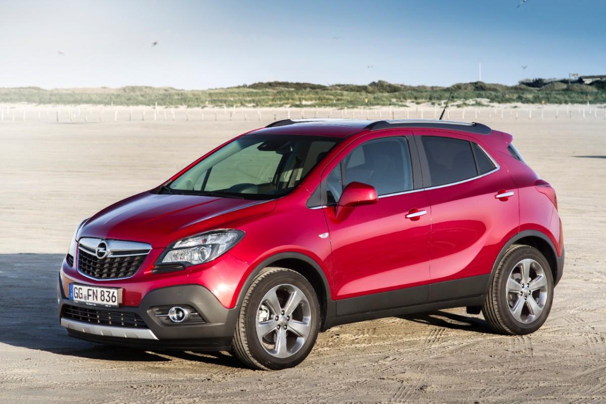Opel Mokka I 2012 - 2016 SUV 5 door #2