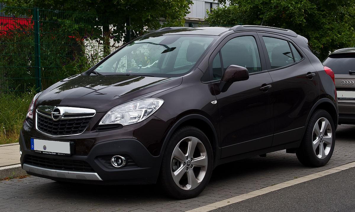 Opel Mokka I 2012 - 2016 SUV 5 door #7