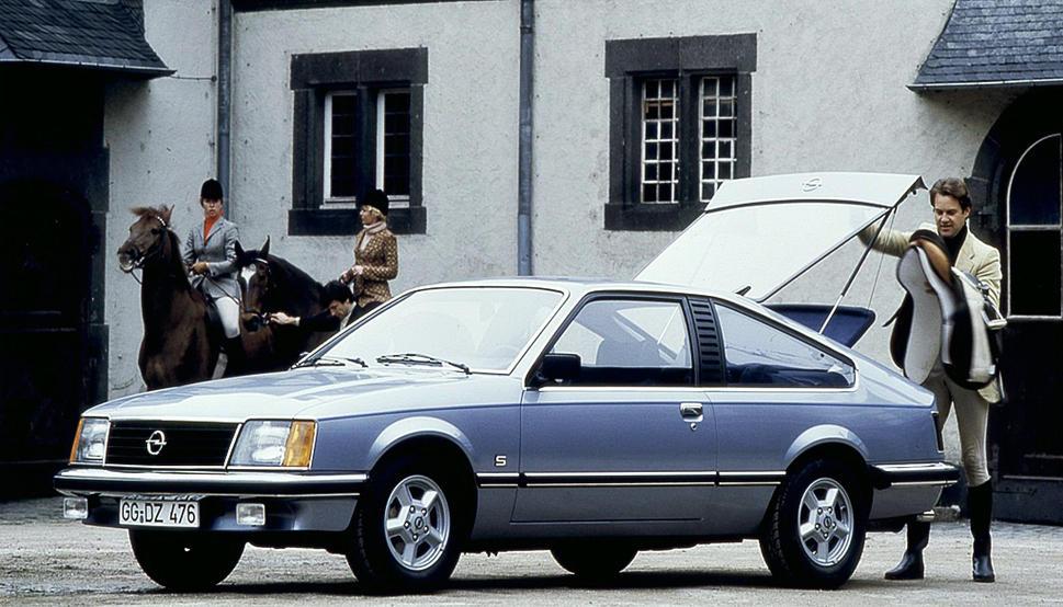 Opel Monza 1978 - 1986 Hatchback 3 door #3