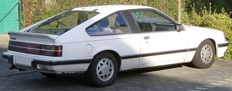 Opel Monza 1978 - 1986 Hatchback 3 door #1