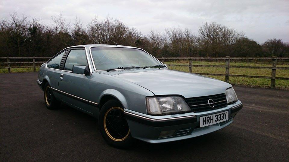 Opel Monza 1978 - 1986 Hatchback 3 door #4