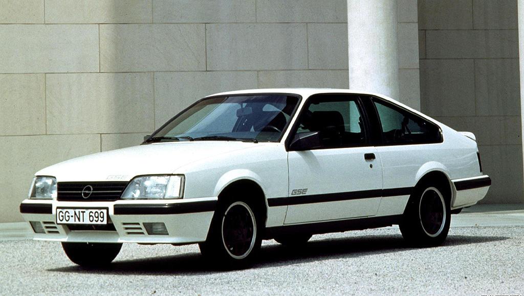 Opel Monza 1978 - 1986 Hatchback 3 door #2