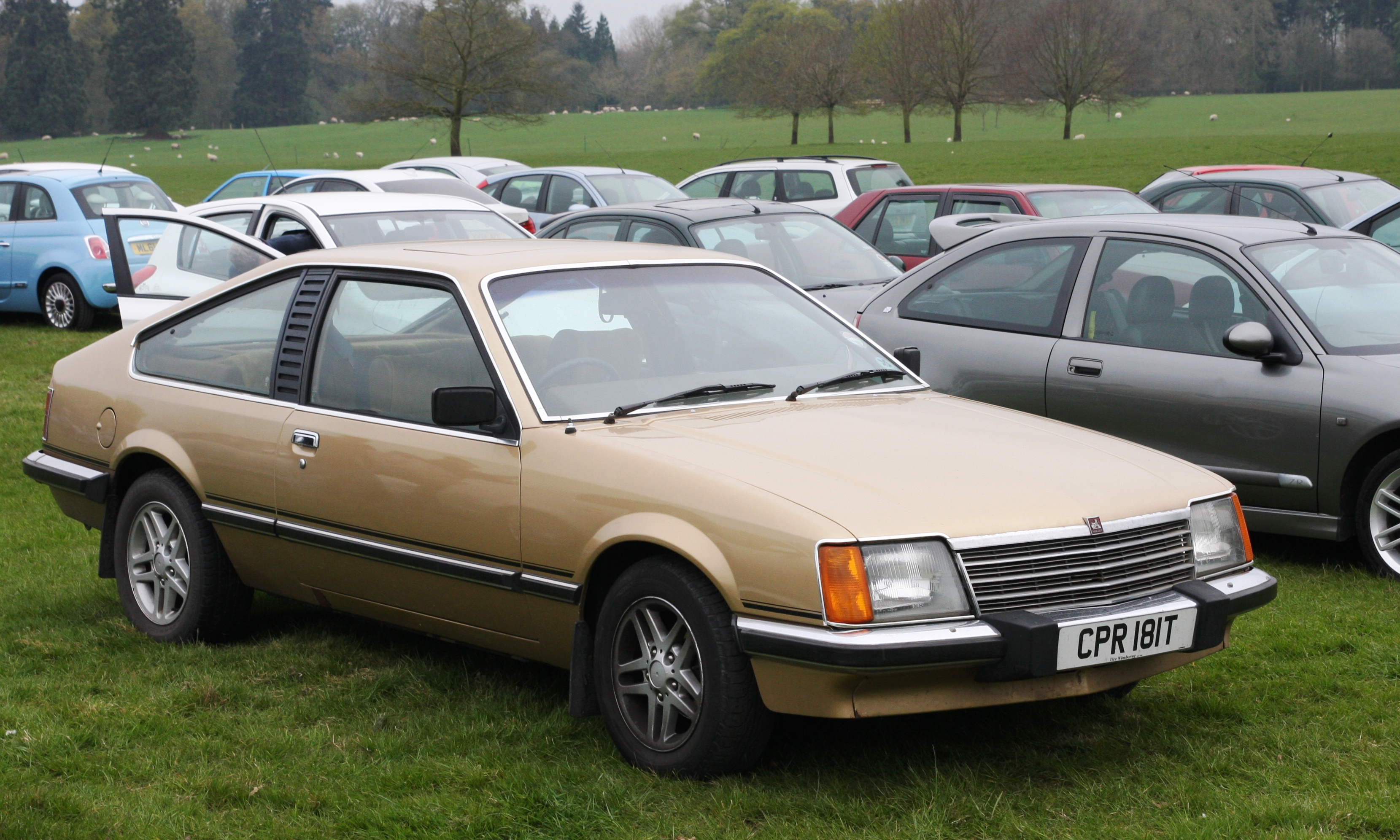 Vauxhall Royale 1978 - 1987 Coupe #6