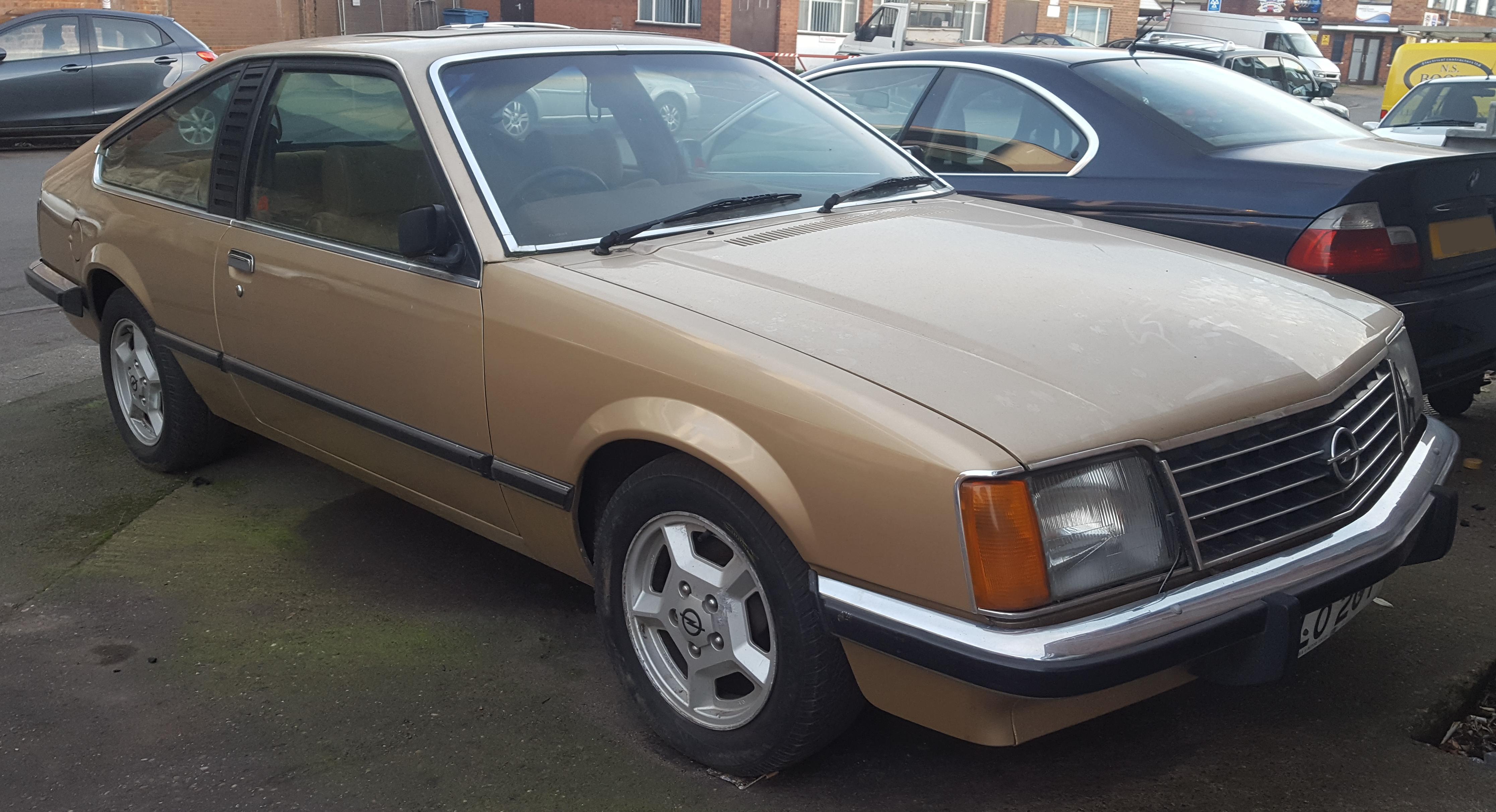 Opel Monza 1978 - 1986 Hatchback 3 door #5