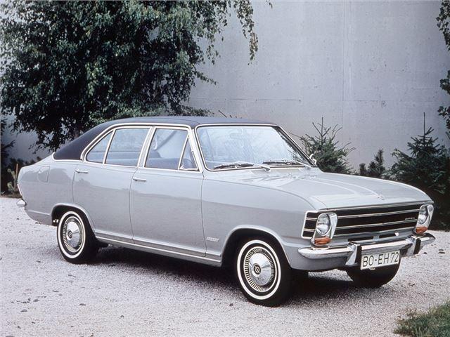 Opel Olympia A 1967 - 1970 Sedan #5